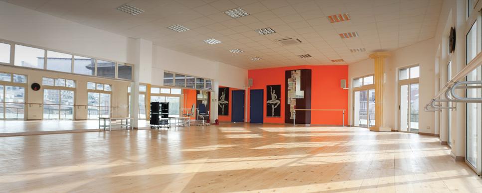 la scuola di danza sale da ballo messina studio danza